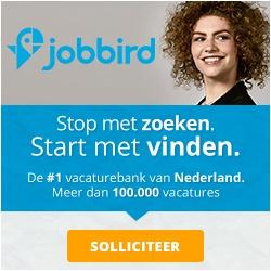 Thuiswerk vinden via Jobbird