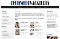 Thuiswerkvacatures 2013